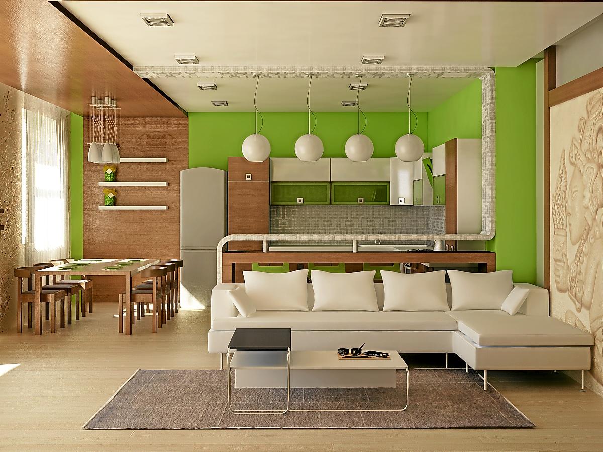 Оформить дизайн квартиры
